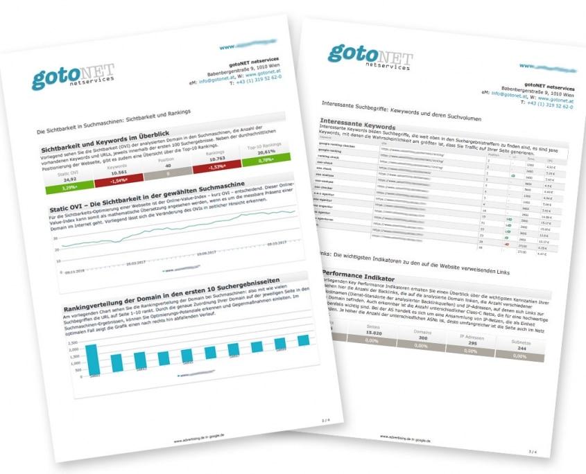 SEO-Check, Website-Audit und Konkurrenzanalyse aus Wien